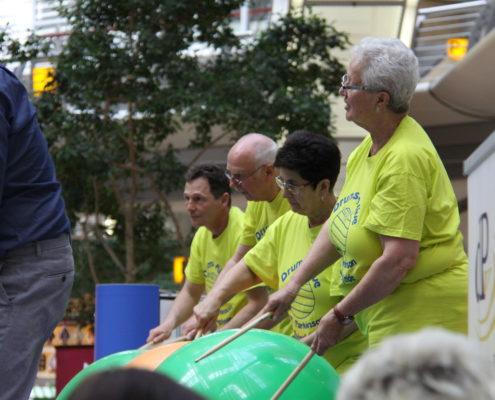 Keep Moving   Taiji-Therapie - Diagnose Parkinson I Drums Alive
