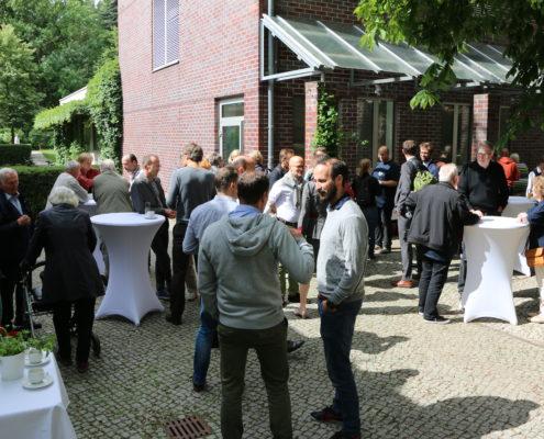 Keep Moving   Taiji-Therapie - Parkinson Symposium in Berlin