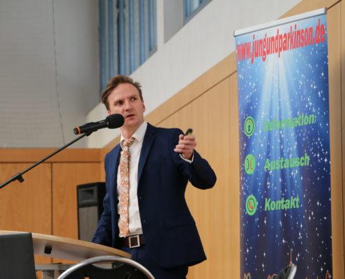 Keep Moving   Taiji-Therapie - Parkinson Symposium in Berlin · Dr. Gandour