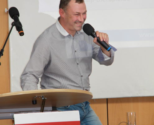 Keep Moving | Taiji-Therapie - Parkinson Symposium in Berlin · Mirko Lorenz