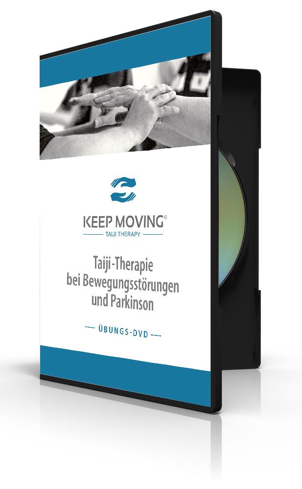 Keep Moving | Taiji-Therapie bei Bewegungsstörungen und Parkinson · Übungs-DVD aus unserem Shop