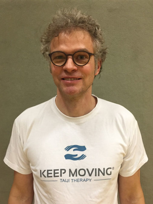 Keep Moving | Taiji-Therapie bei Bewegungsstörungen und Parkinson | Lizenzierte Trainer · Eckard Meßner