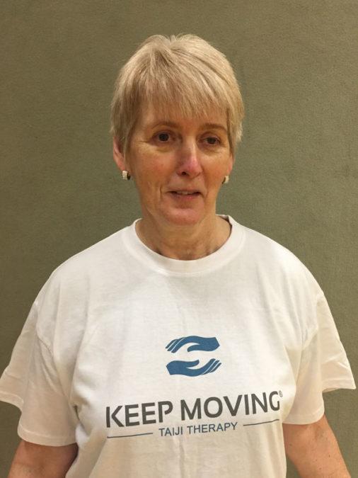 Keep Moving | Taiji-Therapie bei Bewegungsstörungen und Parkinson | Lizenzierte Trainer · Martina Winkler