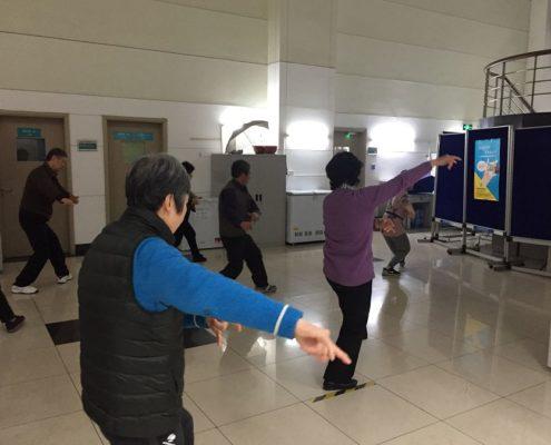 Keep Moving | Taiji-Therapie in China - ein Besuch der Sportuniversität und der Huashan Klinik Shanghai