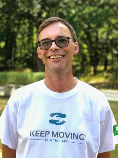 Keep Moving | Taiji-Therapie bei Bewegungsstörungen und Parkinson | Lizenzierte Trainer · Gerhard Schumann