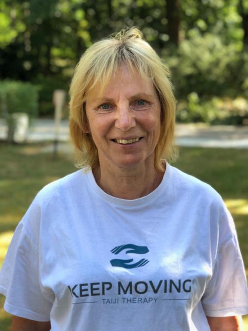 Keep Moving | Taiji-Therapie bei Bewegungsstörungen und Parkinson | Lizenzierte Trainer · Kirsten Vesper