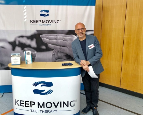 Keep Moving | Taiji-Therapie - Parkinson Symposium in Berlin 2018