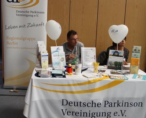 Keep Moving   Taiji-Therapie - Parkinson Symposium in Berlin 2018