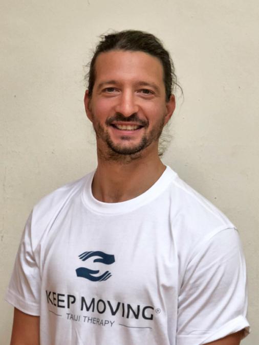 Keep Moving | Taiji-Therapie bei Bewegungsstörungen und Parkinson | Lizenzierte Trainer · Mathieu Sychla