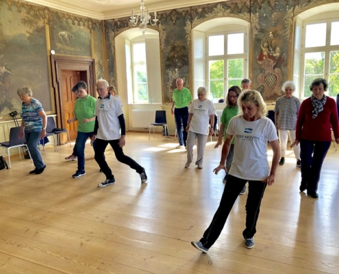 Keep Moving | Taiji-Therapy at Huysburg Monastery 2019