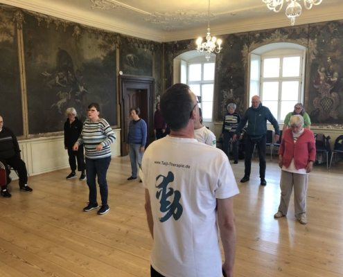 Keep Moving   Taiji-Therapy at Huysburg Monastery 2019