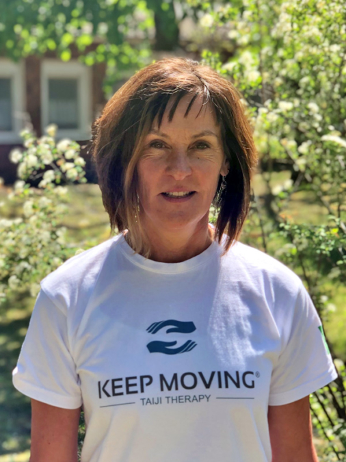 Keep Moving | Taiji-Therapie bei Bewegungsstörungen und Parkinson | Lizenzierte Trainer · Elke Löbring