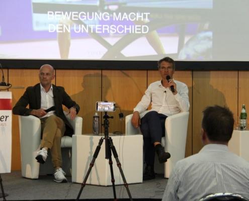 Keep Moving   Taiji-Therapie - Parkinson Symposium in Berlin 2019