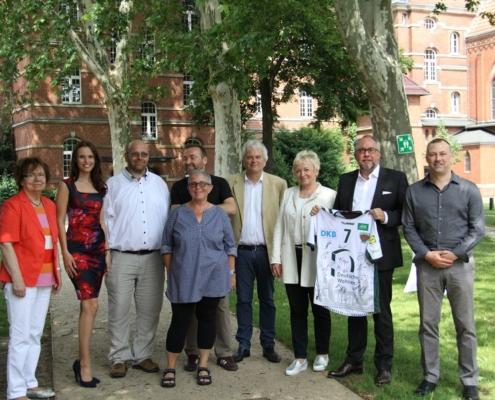 Keep Moving | Taiji-Therapie - Parkinson Symposium in Berlin 2019